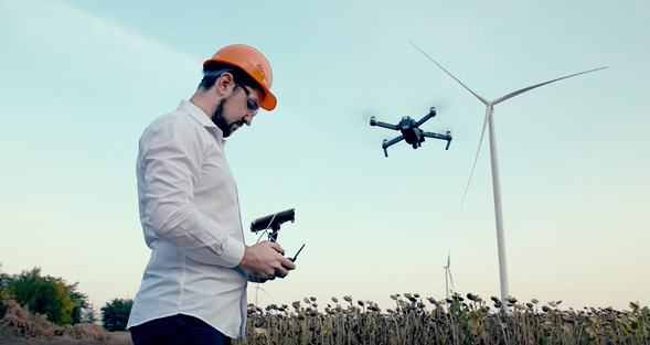 Prevent accidents and injuries with drone operational intelligence